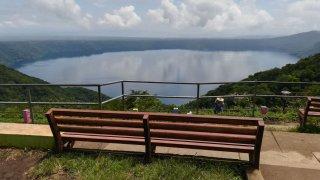 A Lagoon in Nicaragua