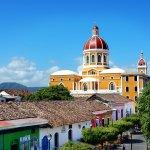 Meilleures photos du Nicaragua, cathédrale de Granada