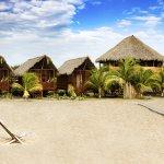 Meilleures photos du Nicaragua, un hôtel sur la plage