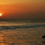 Meilleures photos du Nicaragua, surf au coucher de soleil