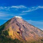 Meilleures photos du Nicaragua, le volcan Conception